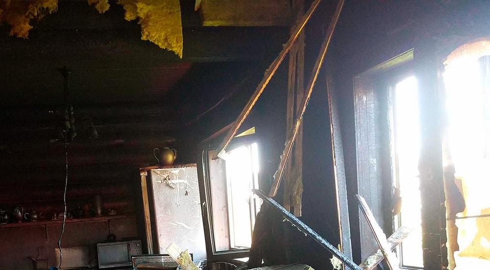 Уборка дома после пожара в Санкт-Петербурге и пригороде
