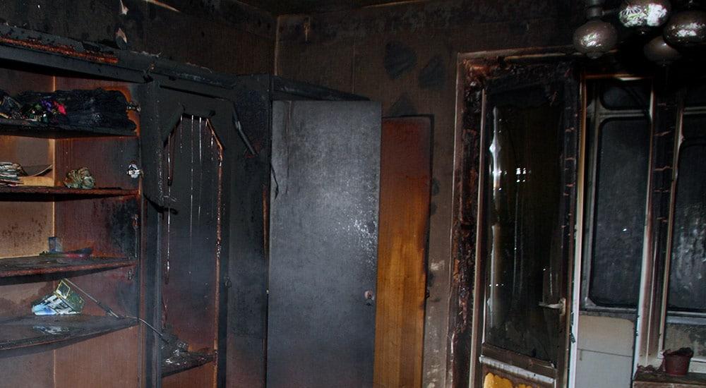 Демонтажные работы после пожара