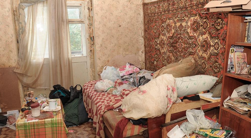 Уборка непростых неблагополучных квартир в СПб