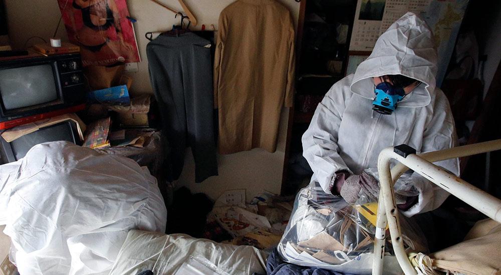 Уборка после умерших (после смерти) в Мурино и окрестностях