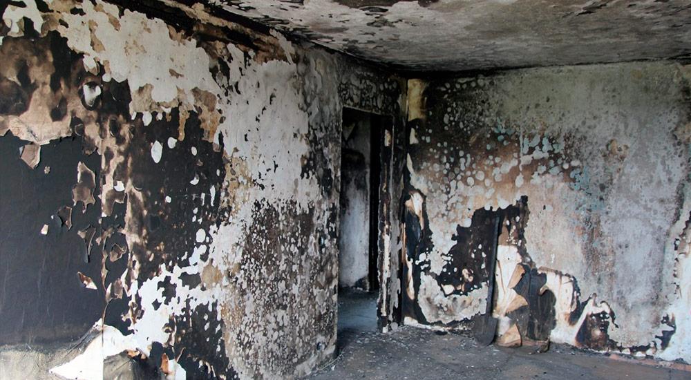 Квартира после пожара для покупки новым владельцем
